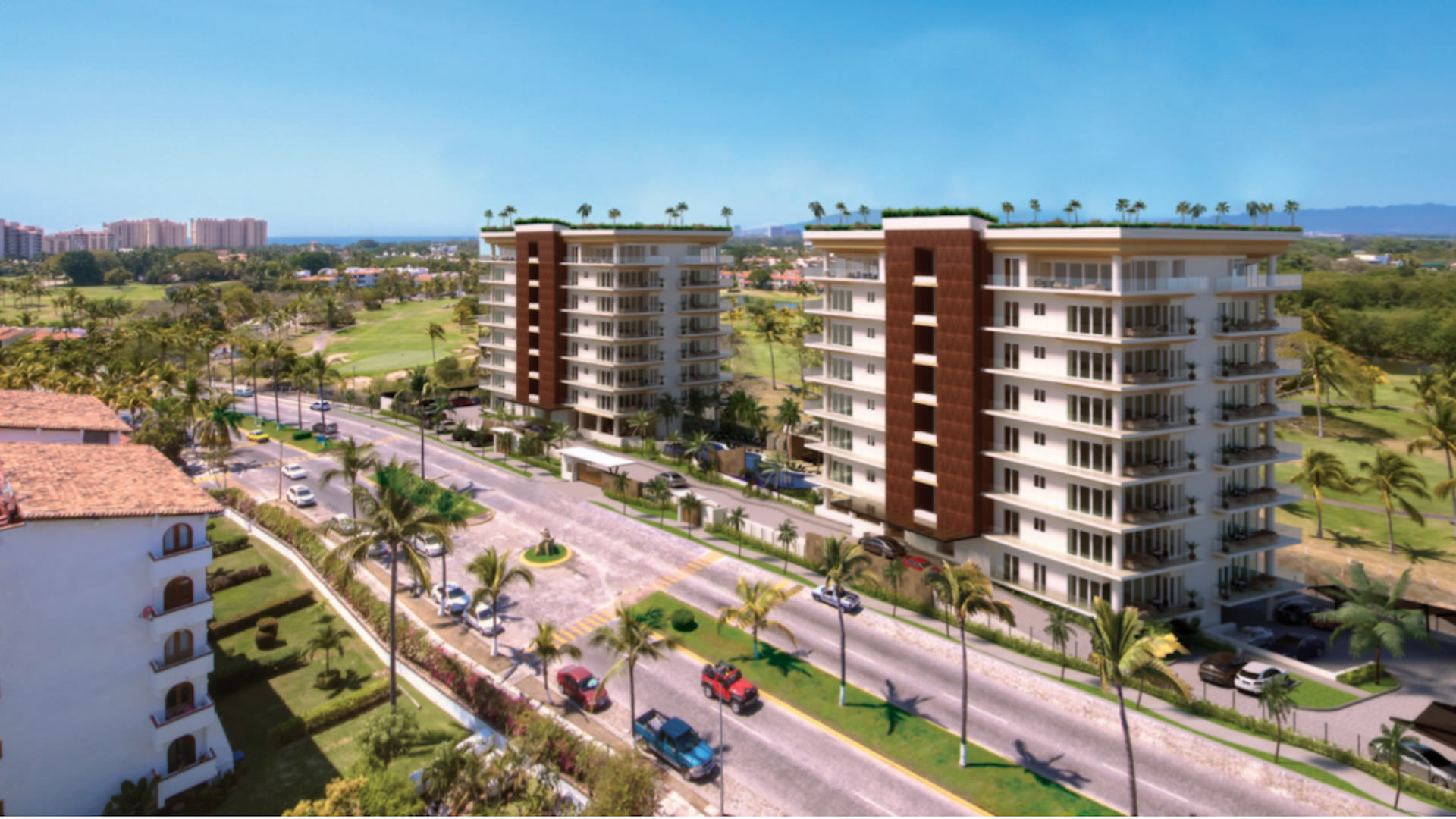 V Marina: Luxury Condos For Sale in Marina Vallarta